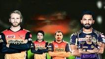 IPL 2018 : Sunrisers Hyderabad vs KKR, Williamson vs Karthik, Match Preview   वनइंडिया हिंदी