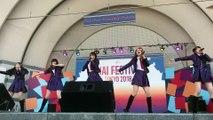 BNK48 at Thai Festival Tokyo 2018, 12 May: Shonichi, Fortune Cookie คุกกี้เสี่ยงทาย ฯลฯ
