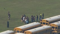 17-year-old suspect held in deadly Texas high school shooting