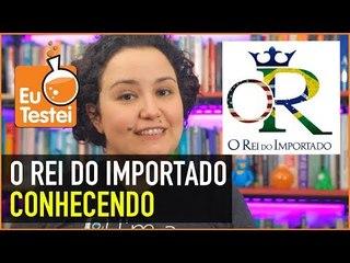 O Rei do Importado traz o que você precisa dos EUA para o Brasil