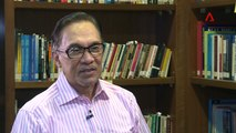 """""""It's a new dawn for the country … I can sense people talking, expressing themselves more openly"""": Anwar Ibrahim sits down with Channel NewsAsia, following his"""