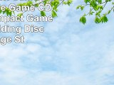 AZFUNN Xbox Game Holder Nestable Game CD Holder Compact Game Tower Folding Disc Storage