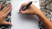 Como dibujar a nightmare cupcake | how to draw cupcake | five nights at freddys