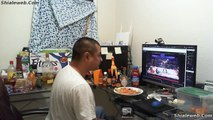 El Show De Shialeweb + Lucha Libre CMLL = Comiendo Gambas Camarones