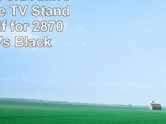 CiERA EZ Fold AllInOne Portable TV Stand with Shelf for 2870