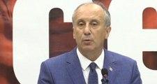 İnce, Seçim Manifestosunu Açıkladı: Asgari ücret 2 bin 200 Lira, Mazot 3 Lira Olacak