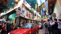 4 分鐘睇哂蘭桂芳哈佬喂精彩位 4MINS Highlights of Lan Kwai Fung Helloween [HK GUY VLOG 003]