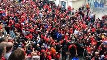 RCT-LOU: l'arrivée des Toulonnais au stade Mayol