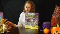 ASMR Toy Tingles #5 - Shrinky Dinks Monster Lab - Soft Spoken Binaural Unboxing & Sound Triggers