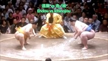 Sumo Digest[Natsu Basho 2018 Day 5, May 17th]20180517夏場所5日目大相撲ダイジェスト