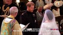 """""""Je les proclame mari et femme"""" : revivez l'échange des vœux entre le prince Harry et Meghan Markle"""