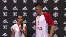 Arijan Lakic, U18 Crvena Zvezda mts Belgrade