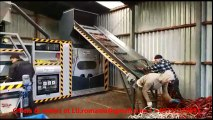 Cable granulating machine - Granulator cabluri - by Sin Nations - Switzerland Delivery