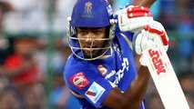 IPL 2018 : Sanju Samson disappoints with his poor form, dismissed for 'Duck' thrice in 6 innings