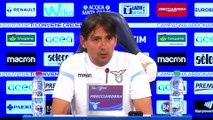 VIDEO / CONFERENZA INZAGHI PRE LAZIO - INTER - ASCOLTA LE SUE PAROLE!