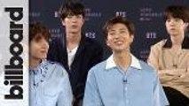 BTS Tease Track ft. Steve Aoki from Upcoming Album | Billboard