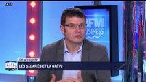 Décryptage RH: Les salariés et la grève - 19/05