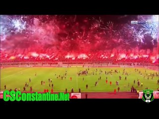 L'impressionnant craquage des supporters du CSC