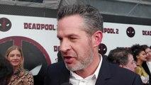 Deadpool 2 – New York Premiere - Producer Simon Kinberg Interview - Marvel Entertainment – The Donners' Company – Genre Films – 20th Century Fox – Ryan Reyno