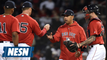 The Red Sox Try To Go Up 1 In Orioles Series