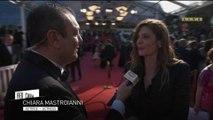 """Chiara Mastroianni """"J'ai hâte de découvrir le palmarès""""  - Cannes 2018"""