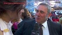Sergi López très ému sur le tapis rouge - Cannes 2018