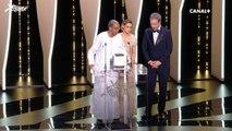 Le prix de la mise en scène est attribué à Pawel Pawlikowski pour Cold War - Cannes 2018