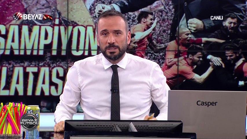 (..) Beyaz Futbol 19 Mayıs 2018 Kısım 1/5 - Beyaz TV