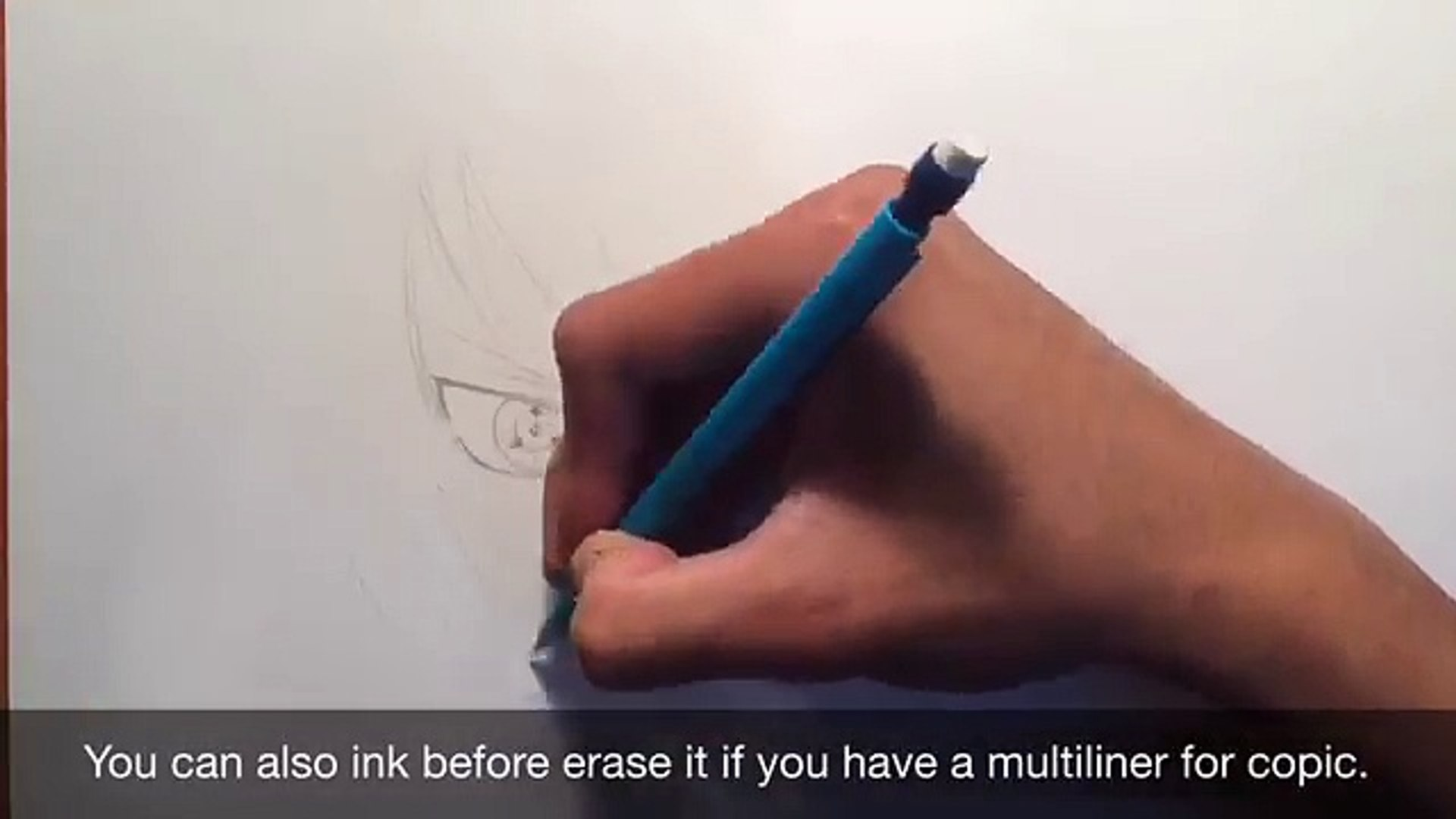 How To Draw Sasukes Sharingan Rinnegan Eyes Drawing Tutorial