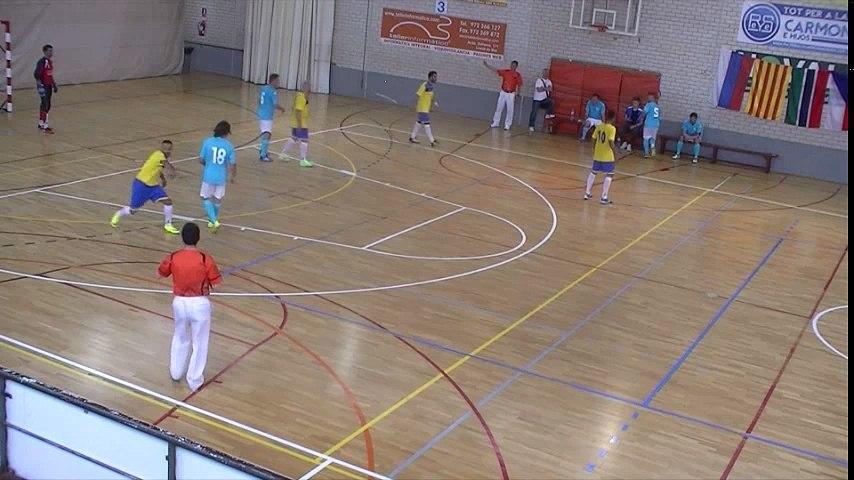 [coupe d'europe des vainqueurs de coupe 2018] Black-Panthers - Volna (mi-temps 2)