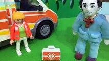무서운이야기 내다리 내놔..내다리.. 병원 복도에 나타난 [다리없는 귀신]_뽀로로 상황극 인형놀이 pororo toy animation ポロロ 애니킹