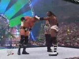 Triple H vs King Booker SummerSlam 2007
