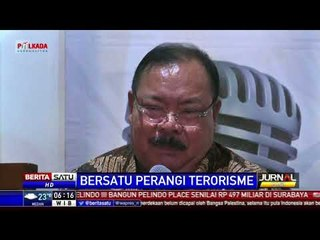 Pansus RUU Antiterorisme Selesai Rabu Depan