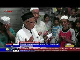 Tradisi Unik Masjid Tua di Solo Bagikan Bubur Samin