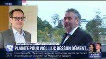 """Luc Besson """"est tombé de sa chaise en apprenant ces accusations délirantes"""", dit son avocat"""