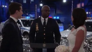 Brooklyn Nine Nine Season 5 Episode 22 Jake Amy Finale Brook