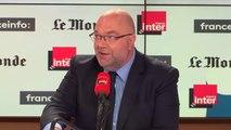 Stéphane Travert : Non Macron n'est pas le président des villes et des riches