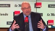 """Stéphane Travert : """"Nous ne sommes pas d'accord avec la proposition de budget de la PAC"""""""