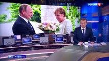 Трамп в БЕШЕНСТВЕ! Меркель выбрала Северный поток-2 несмотря на УГРОЗЫ