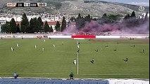 HŠK Zrinjski - FK Krupa / Slavlje Utrasa nakon pogotka
