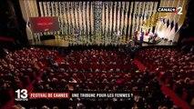 Festival de Cannes : une tribune pour les femmes ?