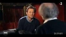 """Jean-Louis Trintignant hier sur France 2: """"J'adore quand je dors... J'oublie que je suis vieux et aveugle... Je me réveille et je suis malheureux"""""""