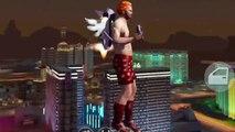 Dragon Bike / Love Dispenser - Gangstar Vegas - Xuanlong / Stunts / Bugs / Funny moments / GTA 5