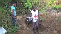 La República Democrática del Congo comienza una campaña de vacunación contra un nuevo brote de ébola