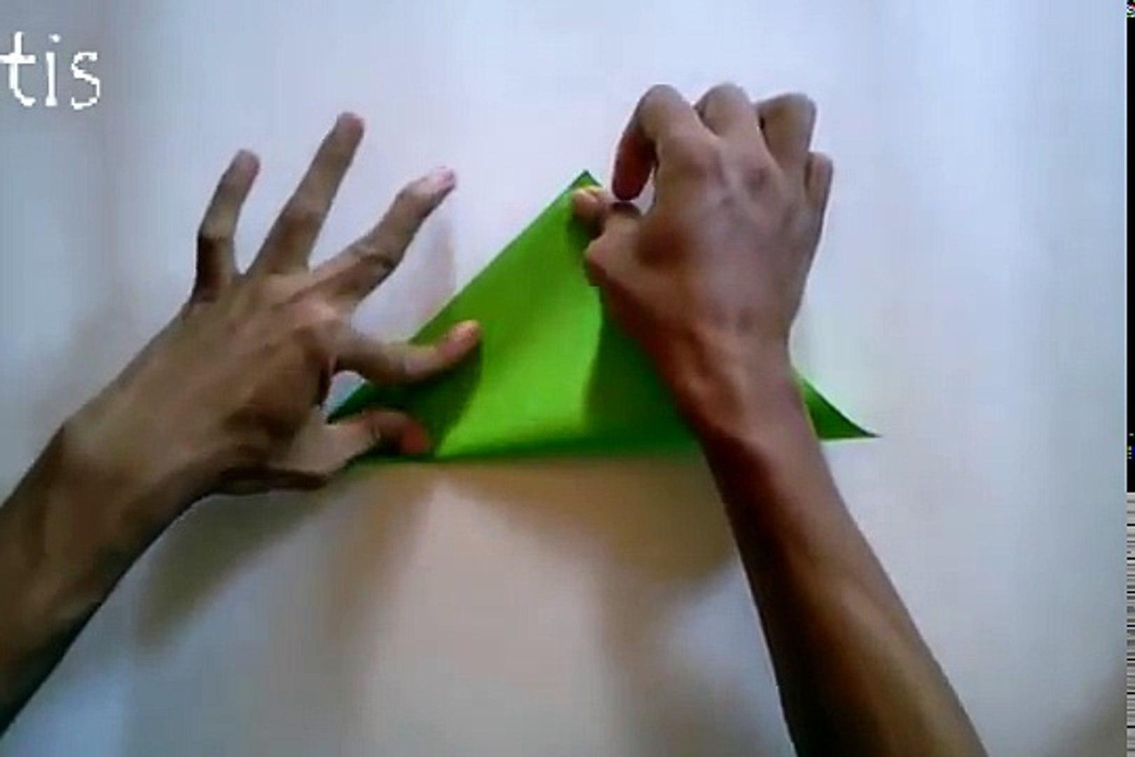 3D origami Dragon kid tutorial - Destiny's Child | 1080x1620