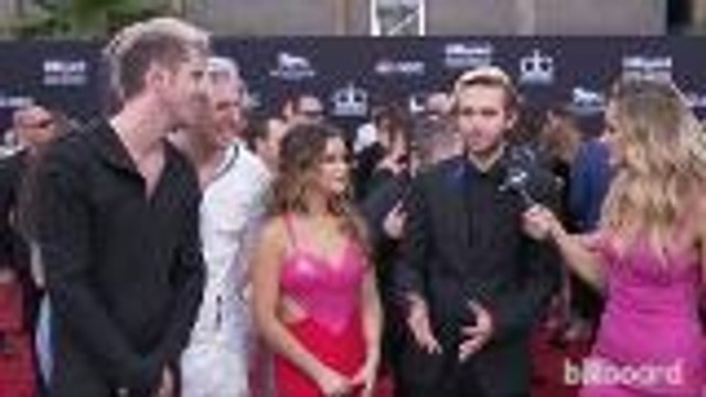 "Zedd, Maren Morris, & Grey Talk Success of ""The Middle"" 