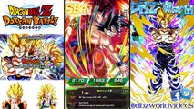 550 STONES SUMMON! DBZ Dokkan Battle Christmas Dokkan Festival! The Ultimate Fusion Warriors return!