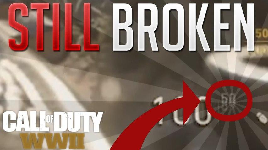 Bipod LMGs Are STILL BROKEN   Lag   Requisitions - Call of Duty WW2 (Bonntanamo Rants)