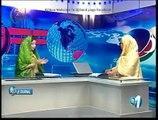 La Radio et télévision Djiboutienne sur le cyclone sagar arrivant à #Djibouti.