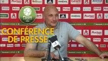 Conférence de presse ACA-HAC (2-2) / Playoff de Domino's Ligue 2